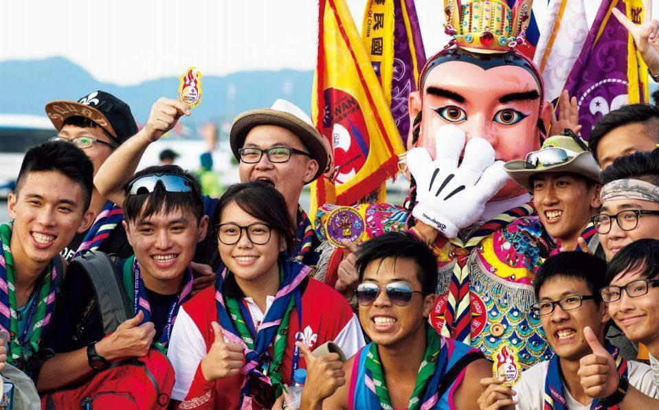 2015日本世界大露營