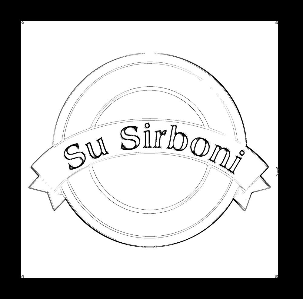 progetto grafico del logo Su Sirboni | AEIO grafica e pubblicità