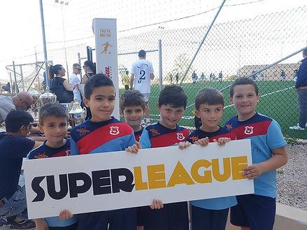 Superleague Mediterranea Futsal Academy