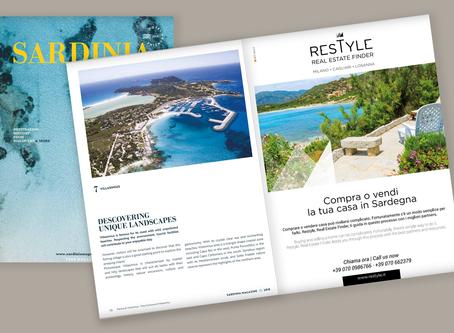 Su Sardinia Magazine con Restyle