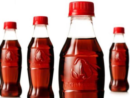Il Packaging Coca-Cola diventa Bio