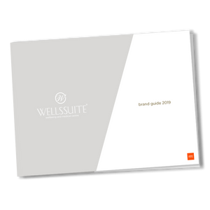 Brand Book per Wellssuite Wellbeing and Medical Centre