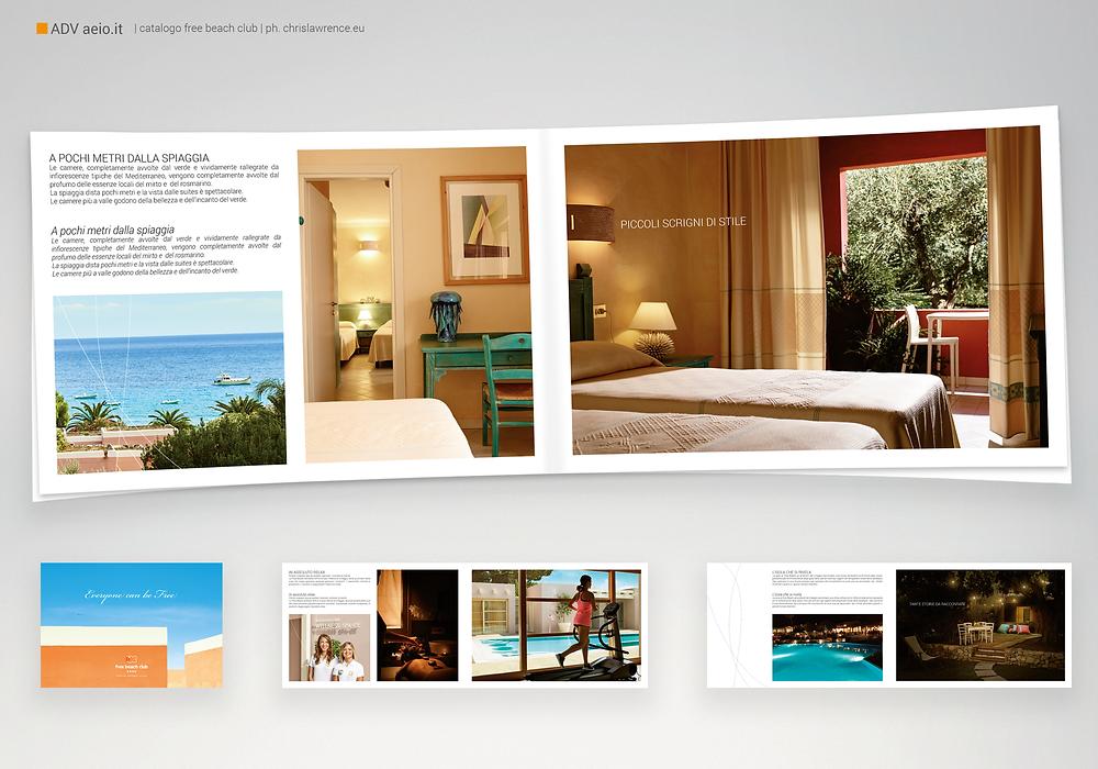 Catalogo Hotel Free Beach Club a Costa Rei | AEIO di Aurelio Pisano