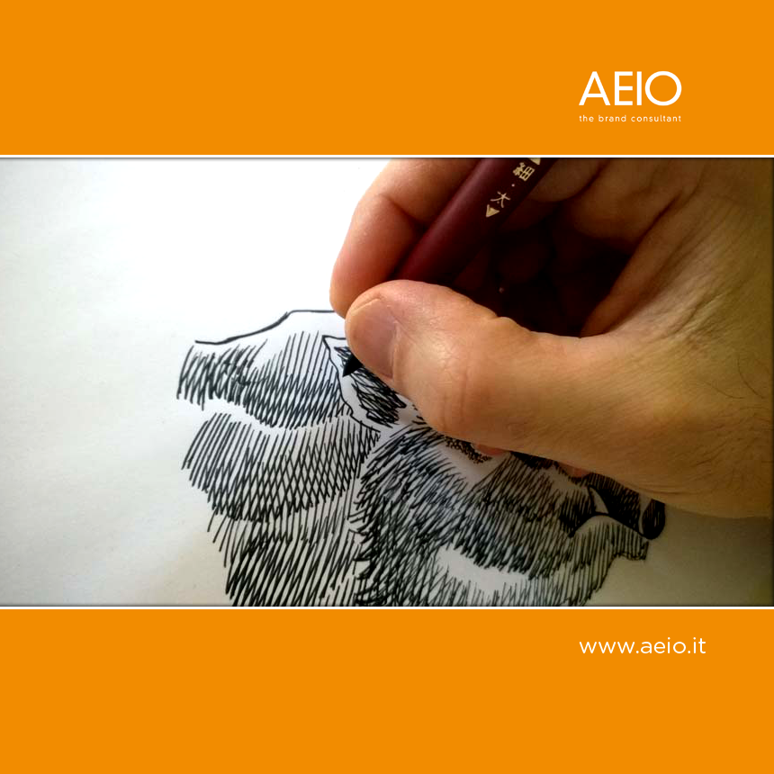 rebranding logo AEIO
