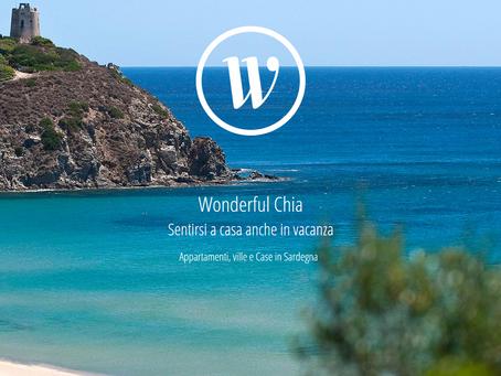 Nuovo sito web Wonderful Chia