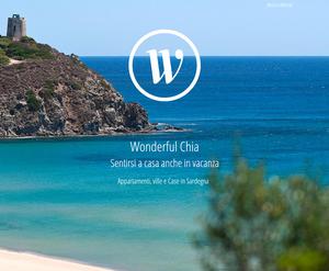 Sito web wonderfulchia.it