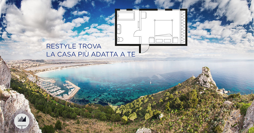 Campagna Restyle Real Estate Finder | AEIO Aurelio Pisano