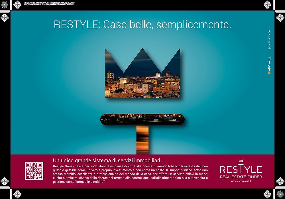 campagna di lancio Restyle | AEIO