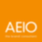 Logo AEIO agenzia pubblicitaria