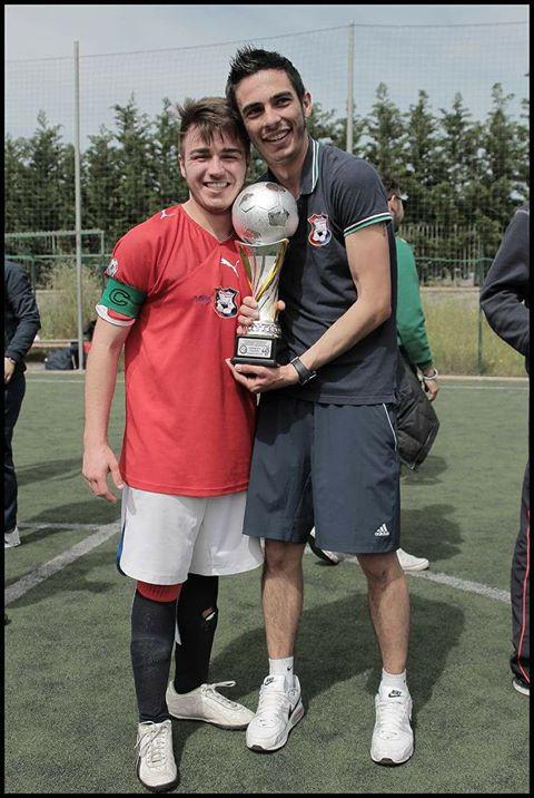 Gian Marco Serra è il nuovo allenatore dei giovanissimi.