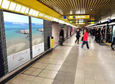 La Campagna su Metro Milano