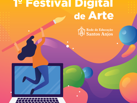 1º Festival Digital de Arte