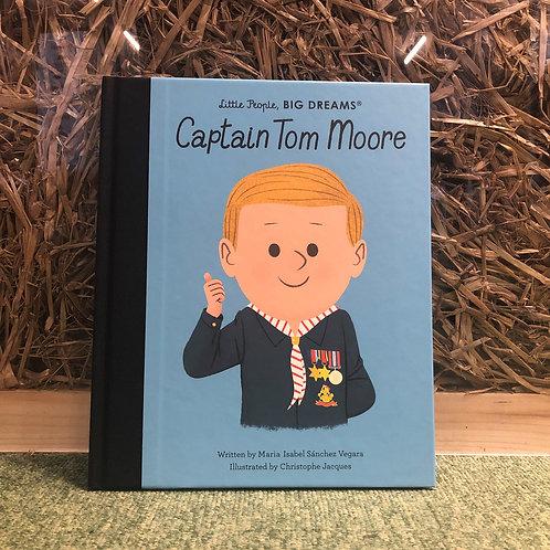 Little People Big Dreams; Captain Tom Moore