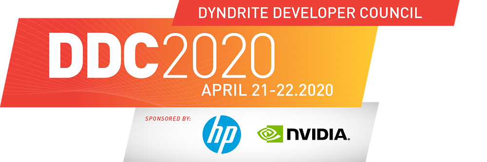 Dyndrite Developer Council 2020 event, in review