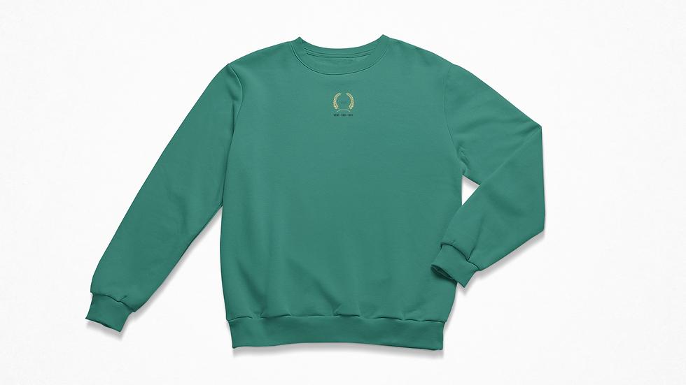 Caesar Green Sweatshirt