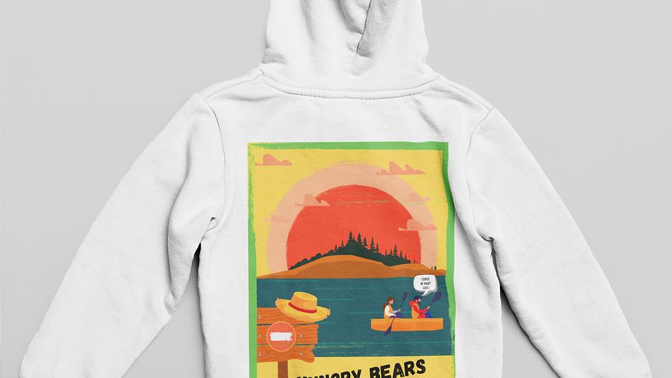 Hungry Bears Ahead Hoodie