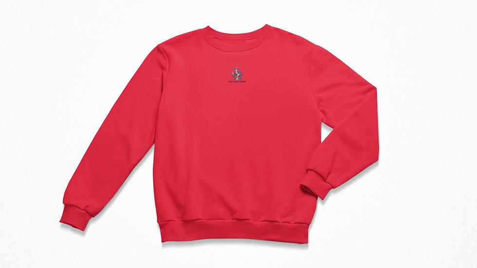 Revolution Red Sweatshirt