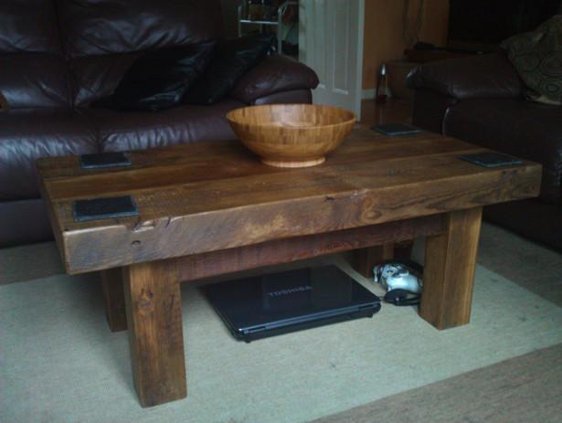 rustic coffe table.JPG