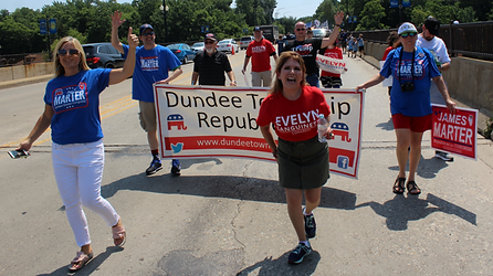 Alg-Parade-2019-Dundee-Twp-with-Sanguene