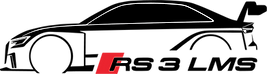 Audi RS3 LMS Logo