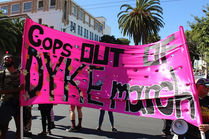 gay shame cops out of dyke march.jpg