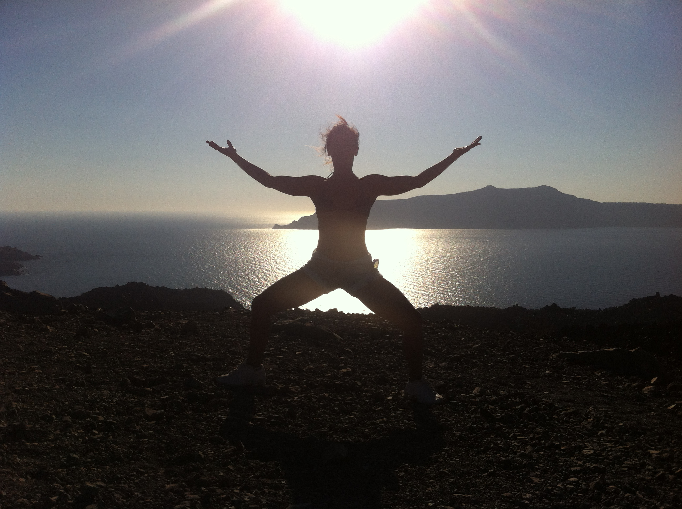 yoga greece vinyasa prana flow