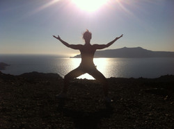yoga greece vinyasa prana flow