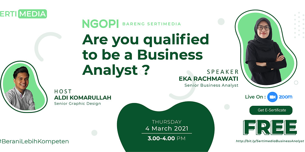 NGOPI: Are You Qualified To Be A Business Analyst