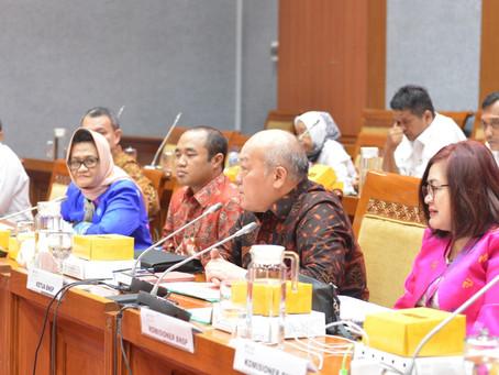 RDP Komisi X DPR RI Dengan BNSP