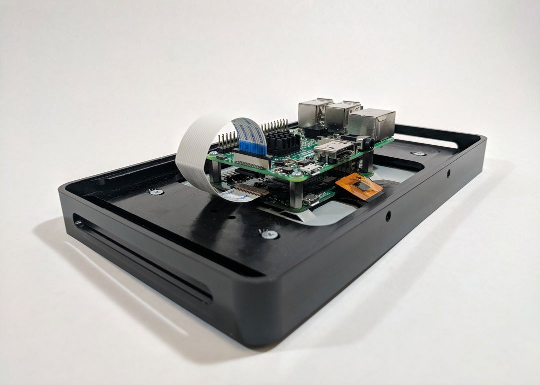 Raspberry Pi Screen Wall Mount | totalautomation