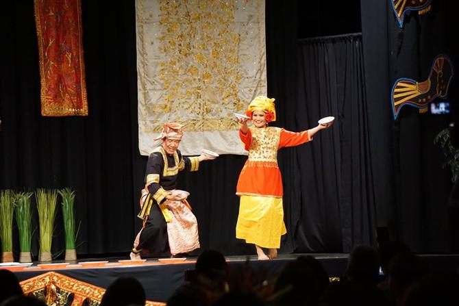 Indonesian Cultural Night Pasar Malam 2017
