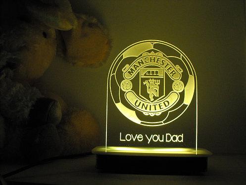 Manchester United design 1