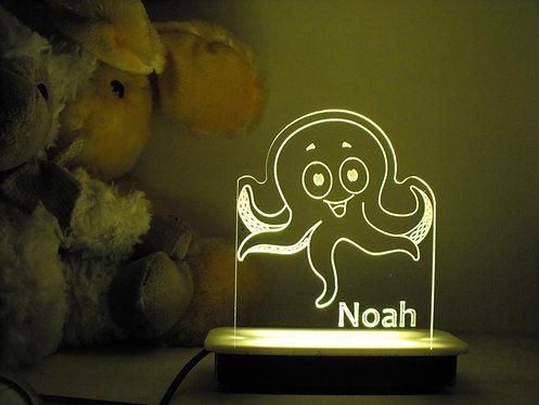 Olly Octopus