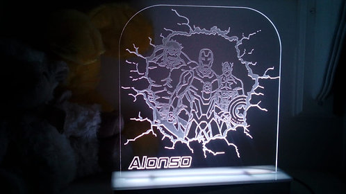 Avengers design 2