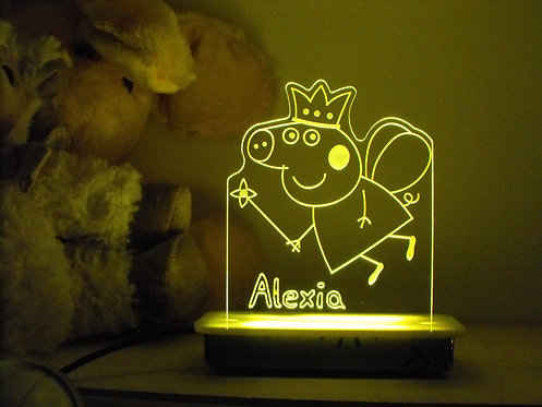 Peppa Pig fairy