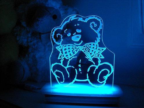 Bow the Teddy Bear
