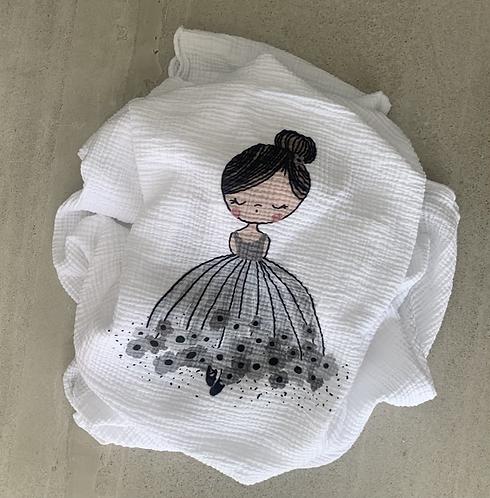 Grey Ballerina