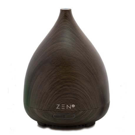 ZEN Eos Series Ultrasonic Diffuser - Dark Wood