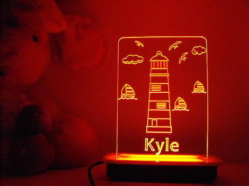 Lighthouse 2 -  personalized