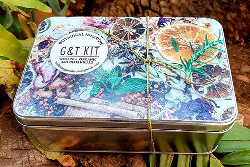 Botanical Infusion G & T Kit