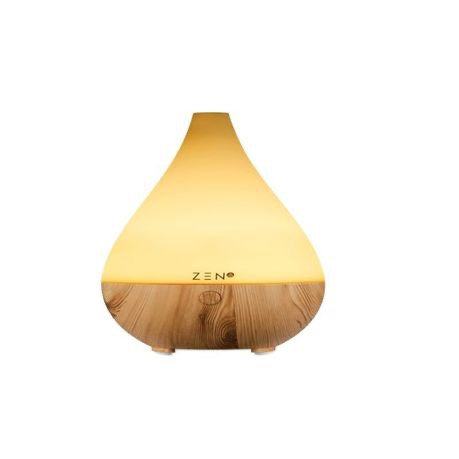 ZEN Aurora Series Ultrasonic Diffuser - Light Wood