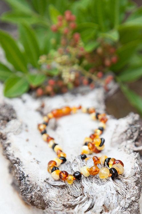 Mixed - Amber Baby Bracelet