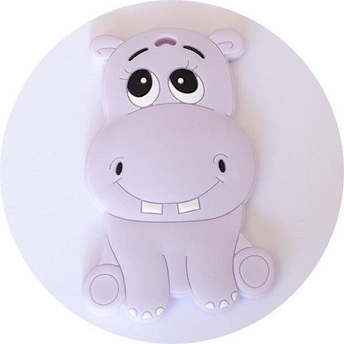 Happy Hippo ~ Lilac