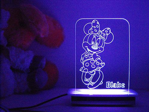Minnie Mouse design 3