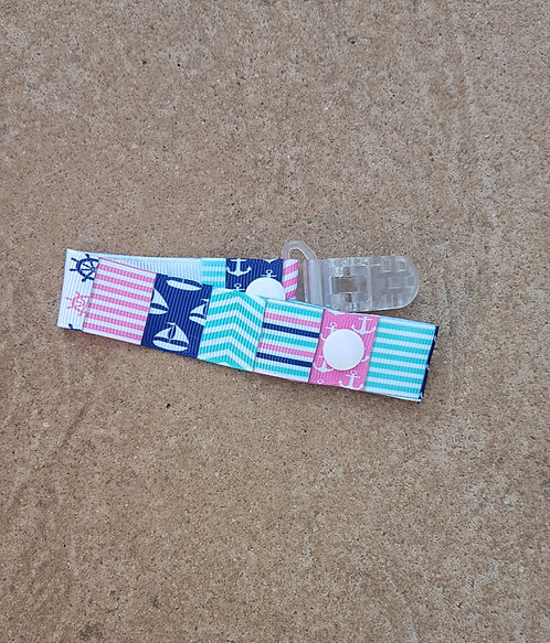 Pink & Blue anchors