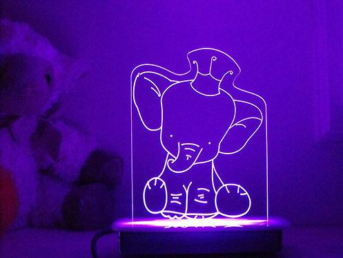 Prince the Elephant
