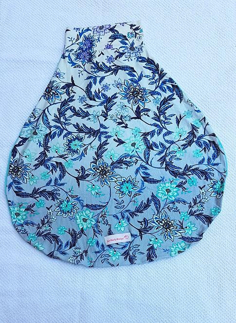 Mint & Blue Floral
