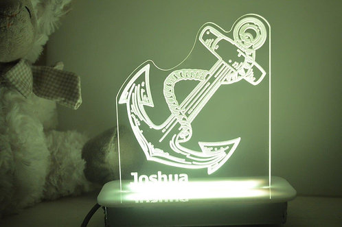 Anchor - personalized