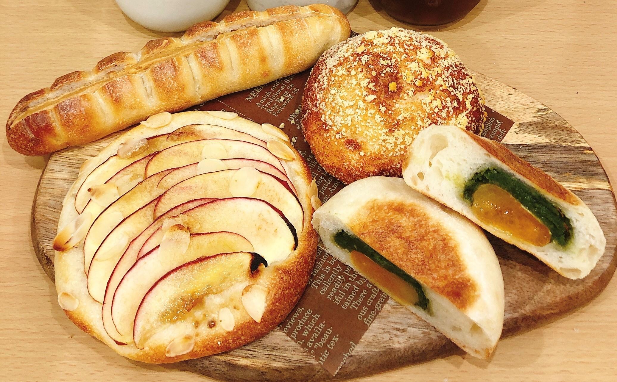 酵母一日講座パン