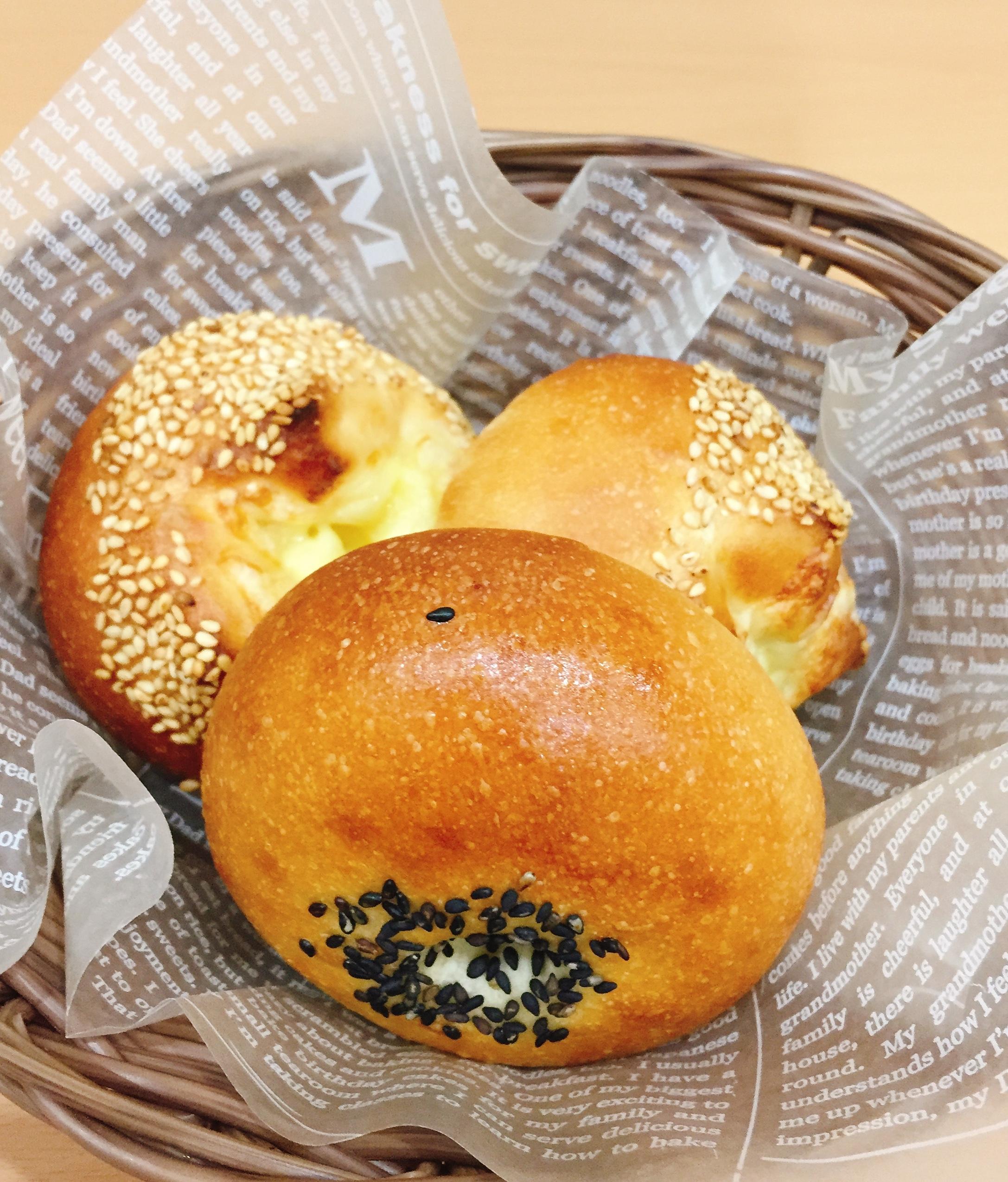 冷蔵発酵イーストパン